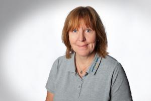 Claudia Schmall, Assistenz der Geschäftsleitung
