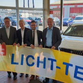Lichttest 2018 – Bedeutende Aktion für Verkehrssicherheit, 01.–31.10.2018