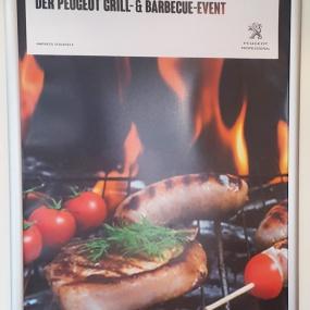 Eine ganz heiße Sache: Grill & Chill