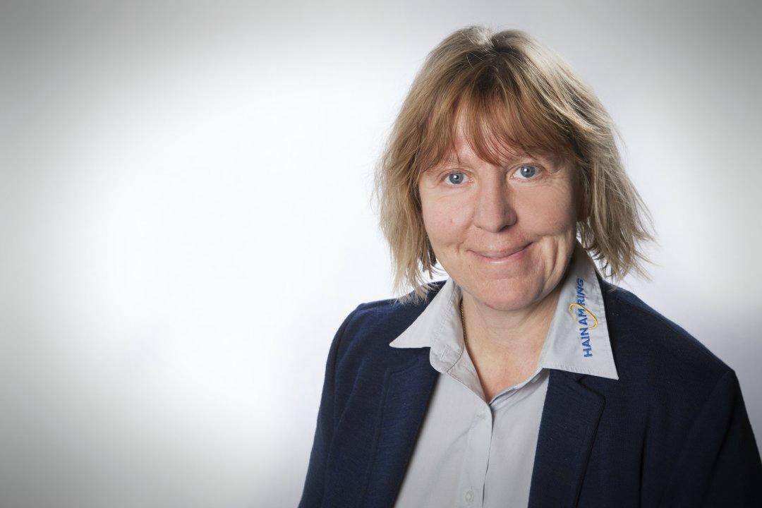 Claudia Schmall, Assistentin der Geschäftsleitung, Personalwesen