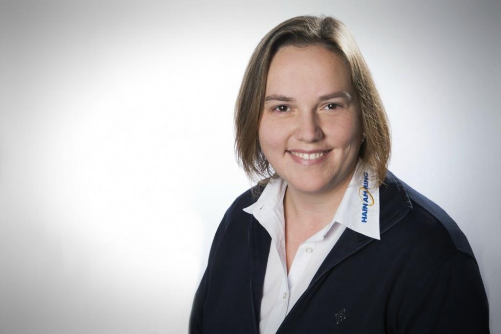 Karina Grünewald, Service-Assistentin, Kundenzufriedenheit