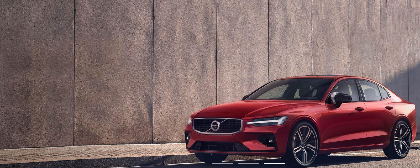 Der neue Volvo S60.