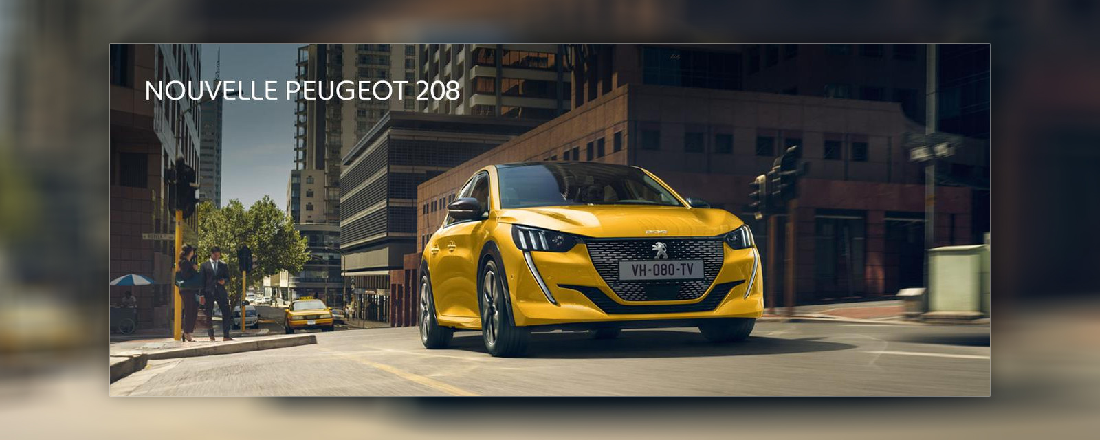 Neuer Peugeot 208
