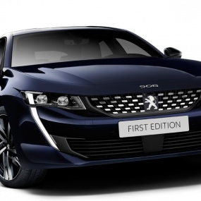 NEUER PEUGEOT 508 FIRST EDITION