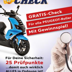 Clever Check für Ihren Scooter