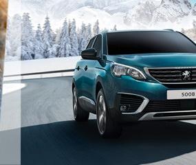 Ihr Peugeot ist im Handumdrehen winterfest